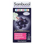 Sambucol - Black Elderberry Syrup for Kids - 7.8 oz (1)