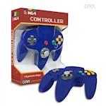 Nintendo 64 N64 Cirka Controller (Blue) (1 Unit)