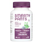 Smartypants Adult Probioic - Blueberry - 60 count (1)