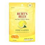 Burt's Bees Natural Throat Drops Honey & Lemon (1 Unit)