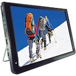 "12"" Digital LED TV Portable Flat Screen w/ Digital Tuner & Remote Control (1)"