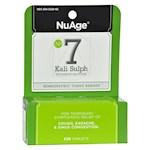 NuAge Labs Number 7 Kali Sulph - 125 Tablets (1)