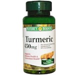 Nature's Bounty Turmeric 450 mg 60 Capsules (1 Unit)