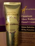 Out of Africa Shea Butter Lavender Hand Cream, 1 Ounce (1 Unit)