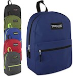 Wholesale 17 Inch Trailmaker Backpack Case of 24 Backpacks (1 Unit)