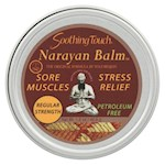 Soothing Touch Narayan Balm - Regular Strencth - 1.5 oz - Pack of 6 (6)