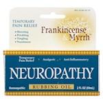 Frankincense and Myrrh Neuropathy Rubbing Oil - 2 fl oz (1)