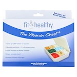 Fit and Healthy Vitamin Chest Organizer - 1 Unit (1)