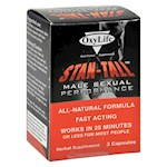 Oxylife Stan-Tall Male Sexual Performance - 3 Capsules (1)
