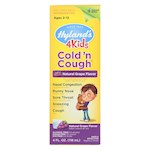 Hylands Homeopathic Cold n Cough - 4 Kids - Grape - 4 oz (1)