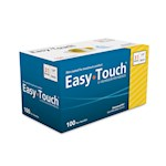 Easy Touch Pen Needles 31 Gauge 1/4 in - 100 ea (1)