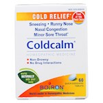 Boiron - Coldcalm Cold - 60 Tablets (1)