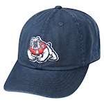 Fresno State Bulldogs NCAA TOW Crew Youth Adjustable Hat (1 Unit)