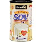 Naturade Total Soy Meal Replacement French Vanilla - 18 oz (1)