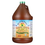 Lily of the Desert - Organic Aloe Vera Juice - Whole Leaf - Pack of 4 - 1 Gallon (4)