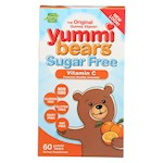 Hero Nutritional Products Yummi Bear - Vitamin C - Sugar Fr - 60 count (1)