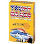 Trump Cards Game - Hilarious Political Party Game - 2-10 Players, Ages 12+ (1)