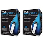True Metrix Blood Glucose Test Strips (Box of 50x2)