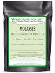 Molasses - Natural Non-GMO Unsulphured Blackstrap Molasses Powder, 12 oz (12 oz)