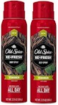 Old Spice Fresh Collection Refresh Timber Body Spray 2 Bottle Pack (1 Unit)