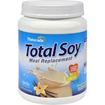 Naturade Total Soy Meal Replacement - Vanilla - 19.05 oz (1)