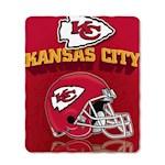 "Kansas City Chiefs NFL Northwest ""Mirror"" Fleece Throw (1 Unit)"