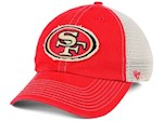 San Francisco 49ers NFL 47 Brand Canyon Mesh Snapback Hat (1 Unit)