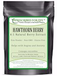 Hawthorn - 4:1 Natural Berry Extract Powder (Crataegus oxycanthus), 25 kg (25 kg (55 lb))