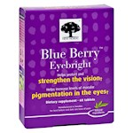 New Nordic Blue Berry Eyebright - 60 Tablets (1)