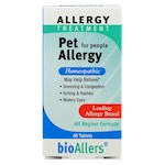 Bio-Allers - Pet Allergy Treatment For People - 60 Tablets (1)