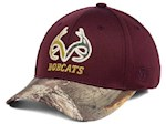 Texas State Bobcats NCAA TOW Region Camo Stretch Fitted Hat (1 Unit)