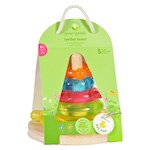 Green Sprouts Stacking Teether Tower - 6 Months Plus - Dream Window - 1 Count (1)