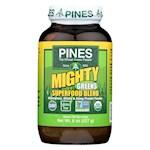 Pines International Mighty Greens Superfood Blend Powder - Organic - 8 oz (1)