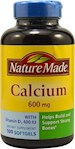 Nature Made Calcium 600 mg Softgels (1 Unit)