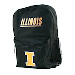 "Illinois Fighting Illini NCAA ""Sprinter"" Backpack (1 Unit)"