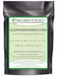 Calcium Potassium Phosphate Citrate Powder - 18% Ca / 16% K / 9% P - Calci-K (R) by Albion, 25 kg (25 kg (55 lb))