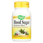 Nature's Way - Blood Sugar Metabolism Blend - with Cinnamon and Gymnema - 90 Veg Capsules (1)