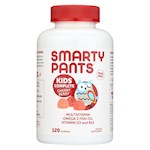 Smartypants Gummy Vitamin - Kids Complete - Cherry - 120 count (1)