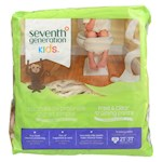 Seventh Generation Free and Clear Training Pants - 2T - 3T - Pack of 4 - 25 Count (4)