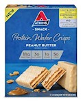 Atkins Snack Protein Wafer Crisps Peanut Butter (1 Unit)