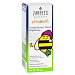 Zarbee's All Natural Children's Nightime Cough Syrup - Grape - 4 oz (1)