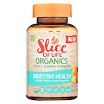 Slice of Life Organics - Organic Gummy Vitamins - Digestive Health - 60 Count (1)