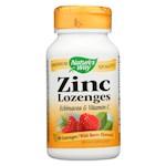 Nature's Way - Zinc Lozenges Natural Berry - 60 Capsules (1)
