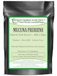 Mucuna Pruriens - Natural Seed Extract - 40% L-Dopa Powder, 12 oz (12 oz)