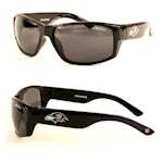 Baltimore Ravens NFL Chollo Sport Sunglasses (1 Unit)