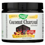 Nature's Way - Activated Coconut Charcoal - 2 oz. (1)