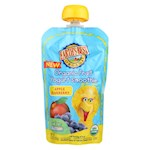 Earth's Best Organic Fruit Yogurt Smoothie - Apple Blueberry - Pack of 12 - 4.2 oz. (12)