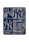 New York Yankees MLB Northwest Fleece Throw (1 Unit)