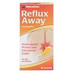 Natural Care Reflux-Away - 60 Capsules (1)