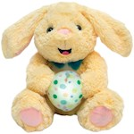 (Set) Animated Foo Foo The Easter Bunny Plush - Sings & Dances w/ Batteries (2)